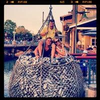 Photo taken at Pacific Wharf by Jordan on 8/17/2012