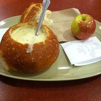 Photo taken at Panera Bread by Kiri C. on 6/23/2012