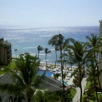 Photo taken at Aston Kaanapali Shores by Maria L. on 5/3/2012