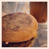 Photo taken at McDonald's & McCafé by May M. on 4/26/2012