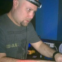 Photo taken at The Blue Bull Bar & Grill by Luke H. on 5/2/2012