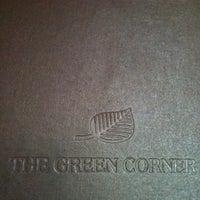 Photo taken at The Green Corner by Eduardo R. on 2/26/2012