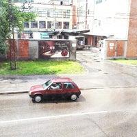 Photo taken at Staburadze by Viesturs S. on 6/15/2012