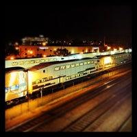Photo taken at Metrolink Riverside-Downtown Station by Jonny B. on 7/19/2012