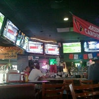 Photo taken at Duke's Sports Bar & Grill by Mikey H. on 10/6/2011