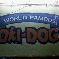 Photo taken at Okidog by Paul N. on 9/2/2011