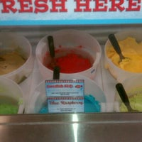 Photo taken at Rita's Water Ice by Jeremy W. on 3/12/2012