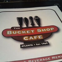Photo taken at Bucket Shop Café by Ashley M. on 2/17/2012