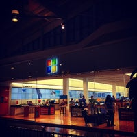 Photo taken at Microsoft Store by Tom M. on 9/9/2012