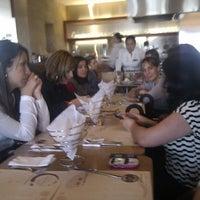 Photo taken at Crepes & Waffles by Juan V. on 8/30/2012