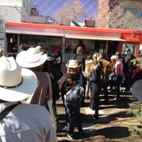 Photo taken at Perogy Boyz by Jennifer C. on 3/29/2012