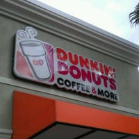 Photo taken at Dunkin Donuts by Jon on 10/28/2011