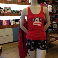 Photo taken at Paul Frank Store by Adrian A. on 3/18/2012