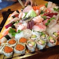Photo taken at Yuraku Japanese Restaurant by Christine K. on 4/6/2012