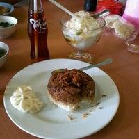 Photo taken at Mie Ayam Bakso AA by Rusmana H. on 12/6/2011