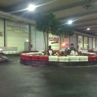 Photo taken at Kartcenter Kottingbrunn by Hubert K. on 1/31/2012