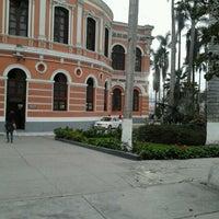 Photo taken at Facultad de Medicina San Fernando (UNMSM) by Fiorella G. on 9/6/2011