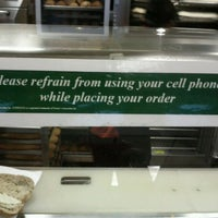Photo taken at Subway by The1JMAC on 1/12/2012