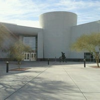Photo taken at Sahara West Library by Thomas T. on 3/10/2011