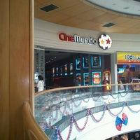 Photo taken at Cine Hoyts by Alfredo D. on 9/22/2011