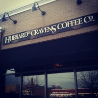 Photo taken at Hubbard & Cravens Coffee and Tea by Chad R. on 3/16/2012
