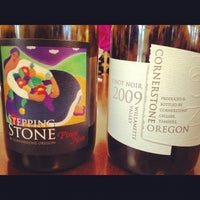 Photo taken at Cornerstone Cellars by Rick B. on 8/2/2012