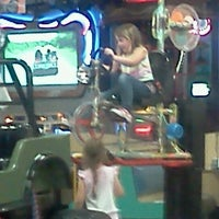 Photo taken at Chuck E. Cheese's by Elizabeth C. on 9/5/2012