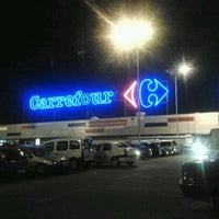 Photo taken at Carrefour by Dani D. on 10/10/2011