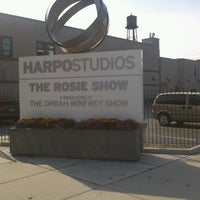 Photo taken at Harpo Studios by Larry R. on 10/30/2011