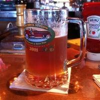 Photo taken at Red Brick Station Restaurant & Brew Pub by Steve C. on 7/17/2011