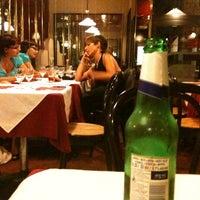 Photo taken at Da Carlo Pizzeria by Eivind D. on 7/28/2011