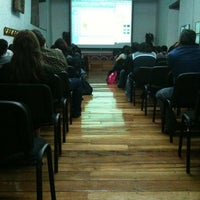 """Photo taken at Auditorio """"Divino Narciso"""" by Rodrigo V. on 8/31/2011"""