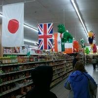 Photo taken at Woodman's Food Market by VazDrae L. on 11/20/2011