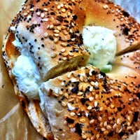 Photo taken at H&H Midtown Bagels East by Wynn on 6/17/2012