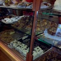 Photo taken at Rachel's Bakery & Restaurant by Brian B. on 8/22/2011