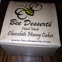 Photo taken at Bee Desserts & Cafe by Aisling M. on 3/7/2012