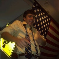 Photo taken at Alpha Tau Omega Fraternity at Georgia Tech by Lily S. on 9/8/2012