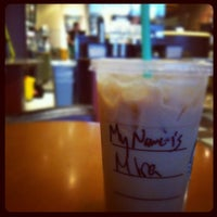 Photo taken at Starbucks by Mira T. on 2/10/2012