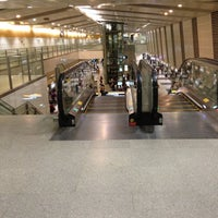 Photo taken at Serangoon MRT Interchange (NE12/CC13) by Judy T. on 11/22/2011