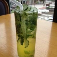 Photo taken at Berlin Cafe & Lounge by Katrina B. on 7/22/2012