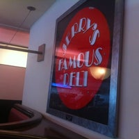 Photo taken at Jerry's Famous Deli by Steven M. on 12/17/2011