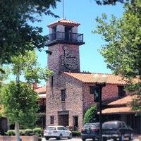 Photo taken at Paso Robles Inn by Joshua M. on 5/22/2012