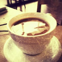 Photo taken at Press Coffee by Elizabeth H. on 4/30/2012