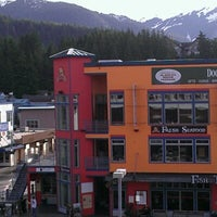 Photo taken at Ketchikan, Alaska Pier One by Dawn V. on 7/5/2012