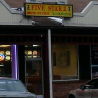 Photo taken at Five Star Chinese by Spike R. on 1/4/2012