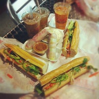 Photo taken at Lee's Sandwiches by Cole E. on 5/27/2012