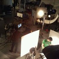 Photo taken at Polara Studio by Barbara H. on 9/26/2011