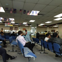 Photo taken at Inland Revenue Board (LHDN) by Azmir Z. on 5/17/2012