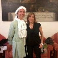 Photo taken at Circolo Ufficiali by Andrea B. on 5/26/2012