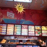 Photo taken at Popeyes Louisiana Kitchen by Jaan on 5/21/2012